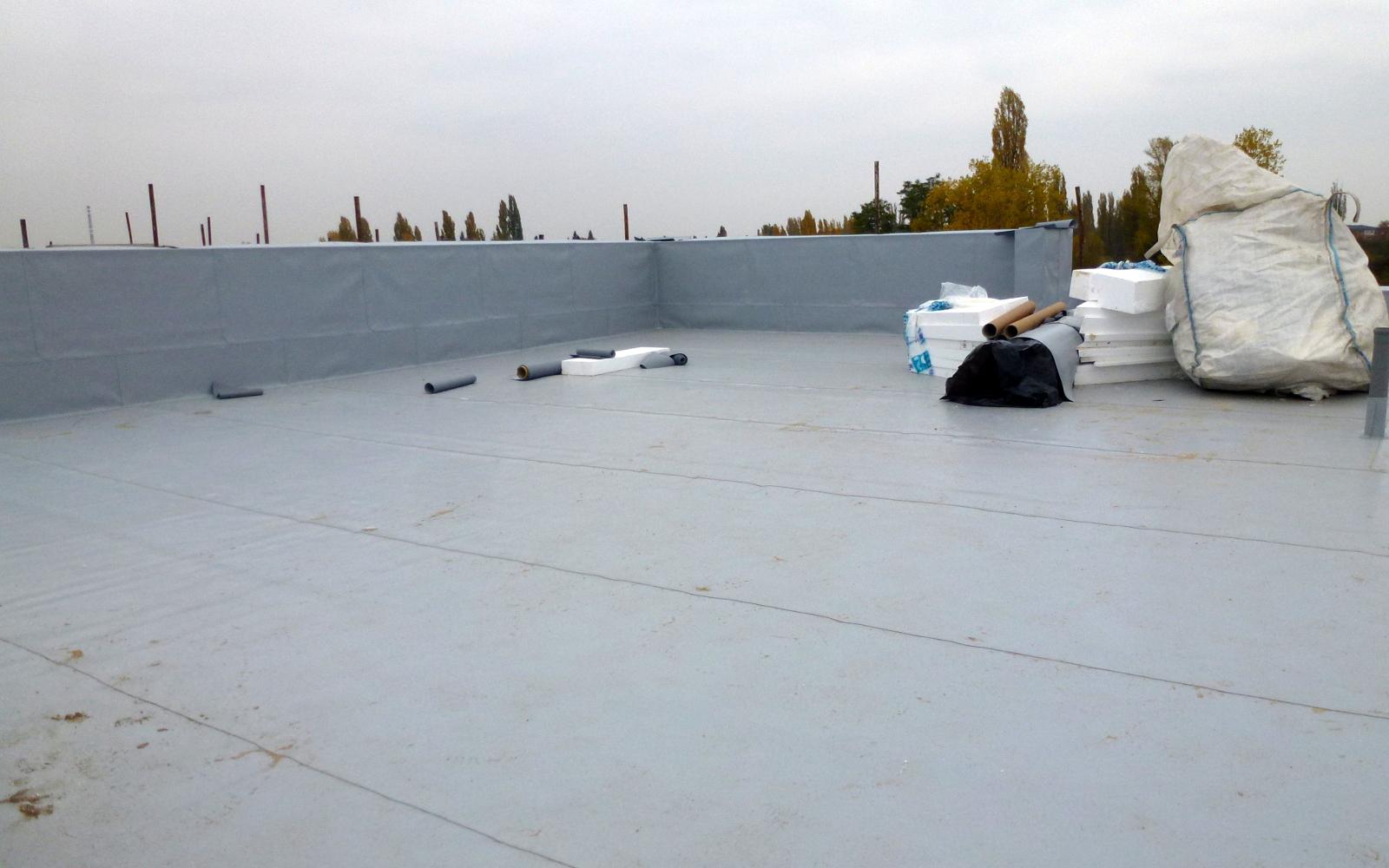 2015-10-27 Izolace střechy