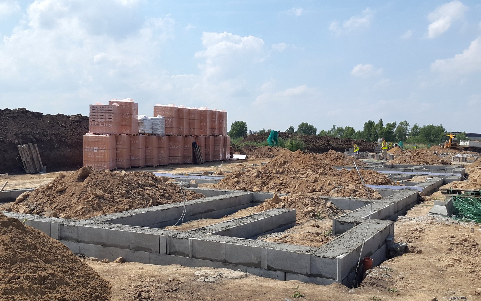 2015-07-16 Ztracené bednění vylité betonem